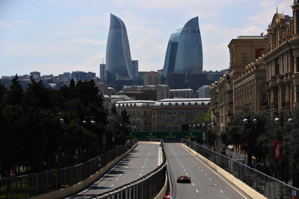 Azerbaijan Grand Prix Baku Red Bull
