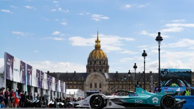 Photo of Practice Results – 2019 Paris E-Prix