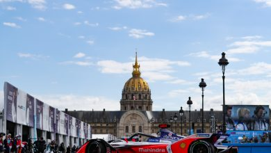 Photo of Wehrlein takes pole for Mahindra in Paris – Qualifying Report