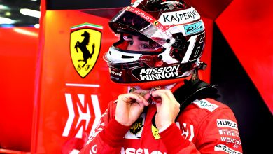 Photo of Leclerc leads Ferrari one-two ahead of qualifying – FP3 Report