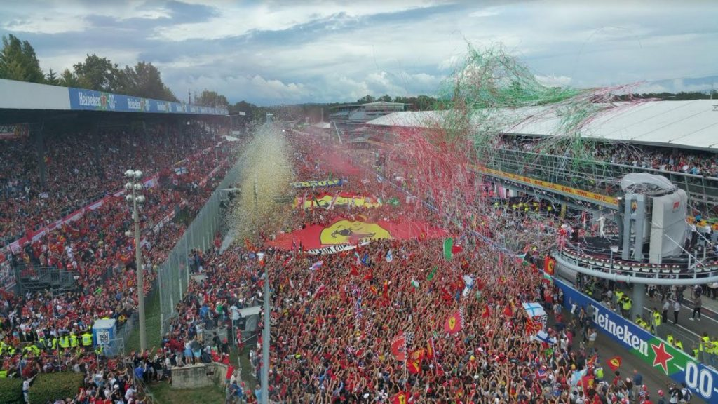 Monza set for contract extension until 2024