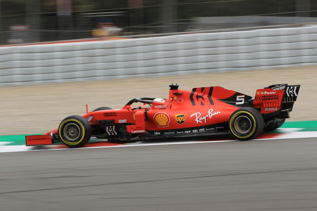 Ferrari Binotto