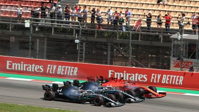 Photo of Hamilton takes emphatic victory against Bottas in Spanish GP