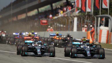 Photo of Bottas' bad Spanish GP start put down to lack of grip