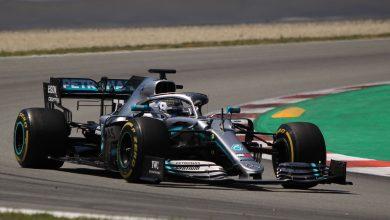 Photo of Bottas quickest as Alfa's Ilott unhurt in testing crash – Spanish Test Day 1 Report