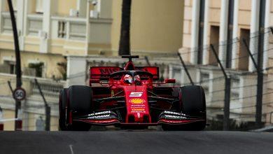 Photo of Vettel: Ferrari struggling a little bit