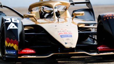 Photo of Lotterer fastest in Berlin Formula E practice
