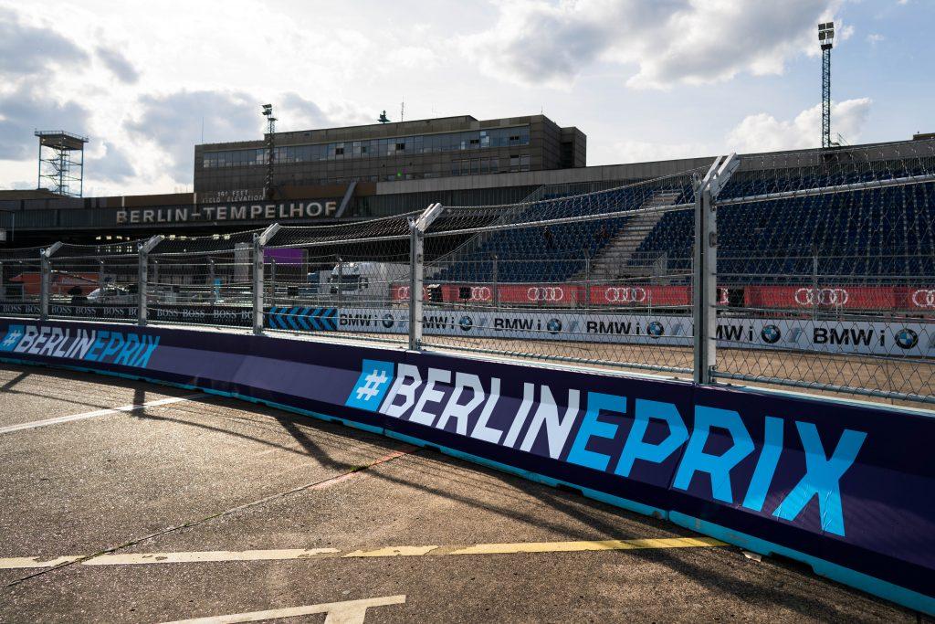 Practice Results – 2019 Berlin E-Prix