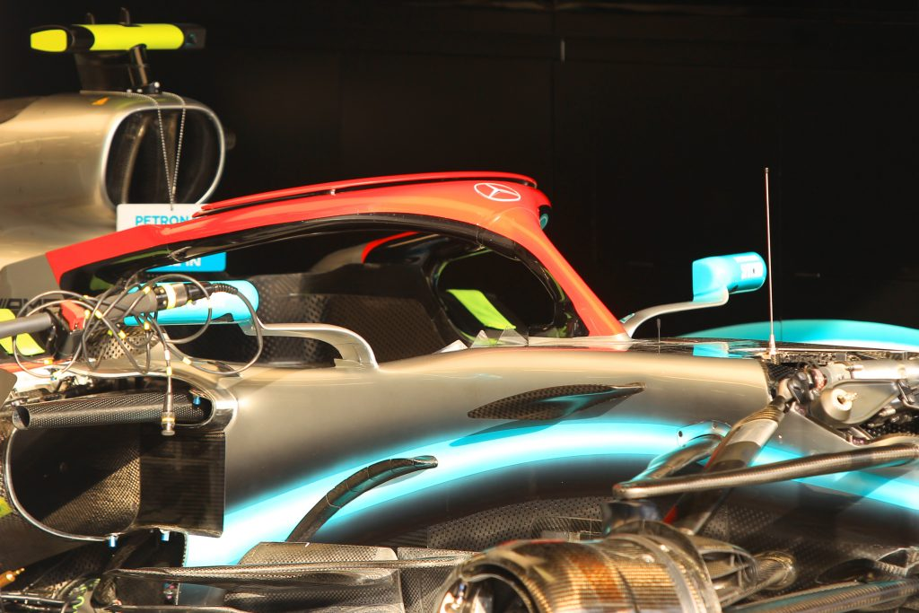 Lauda Mercedes
