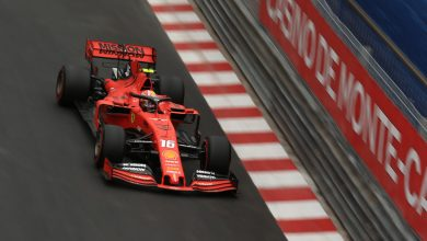 Photo of Leclerc handed a reprimand over VSC offence