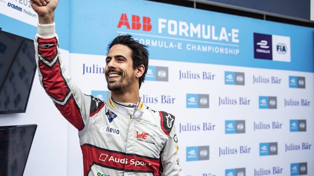 Di Grassi dominates for Audi in Berlin