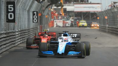 Photo of Russell delighted with P15 as he says Williams 'maximised his race'