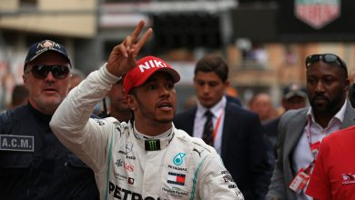 Photo of Hamilton on Verstappen battle: One of the toughest races of my career