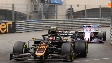 Photo of Magnussen handed Monaco GP time penalty