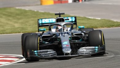 Photo of Hamilton fastest in Montreal as Giovinazzi crashes out – FP1 Report