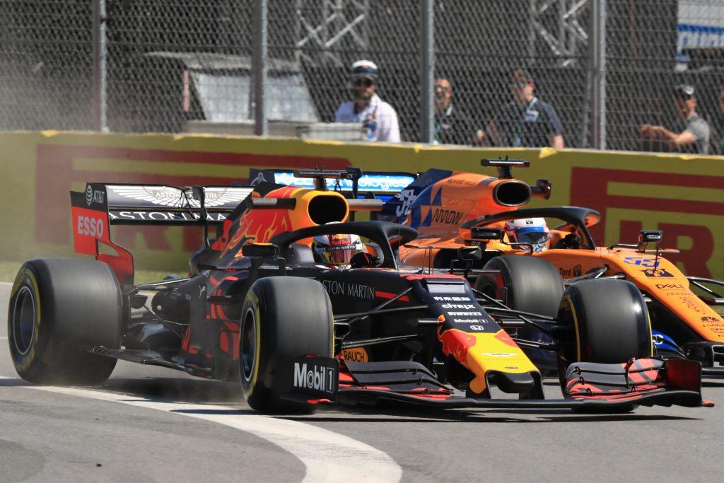 Canadian Grand Prix Montreal Practice Red Bull Racing