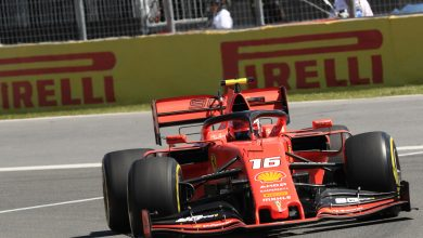 Photo of Leclerc top, Hamilton hits the wall – FP2 Report