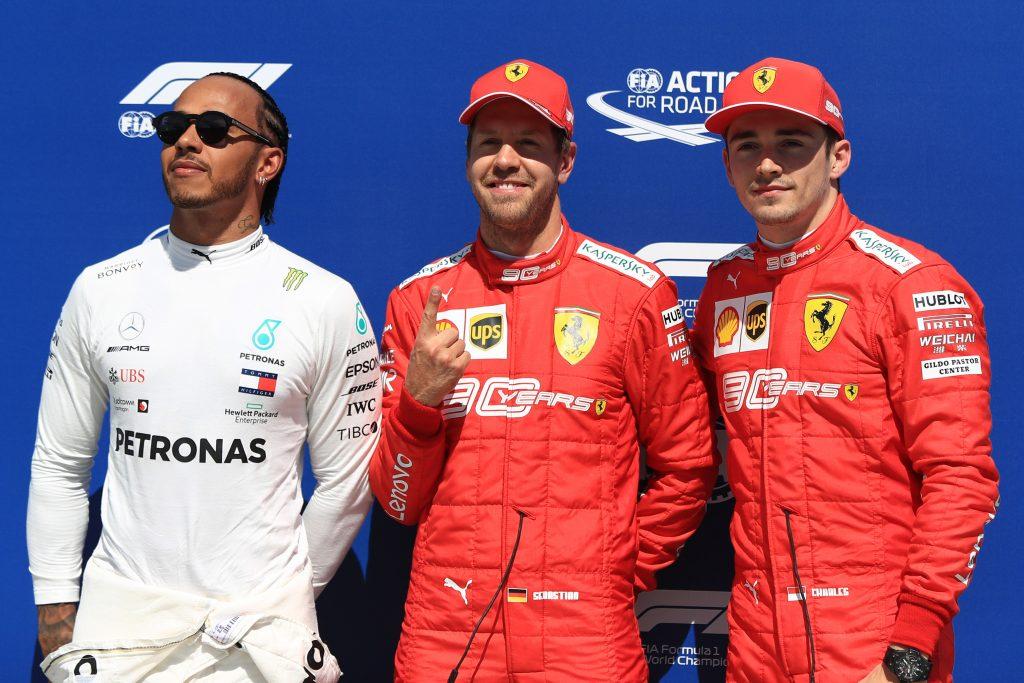Canadian Grand Prix Montreal Ferrari Vettel
