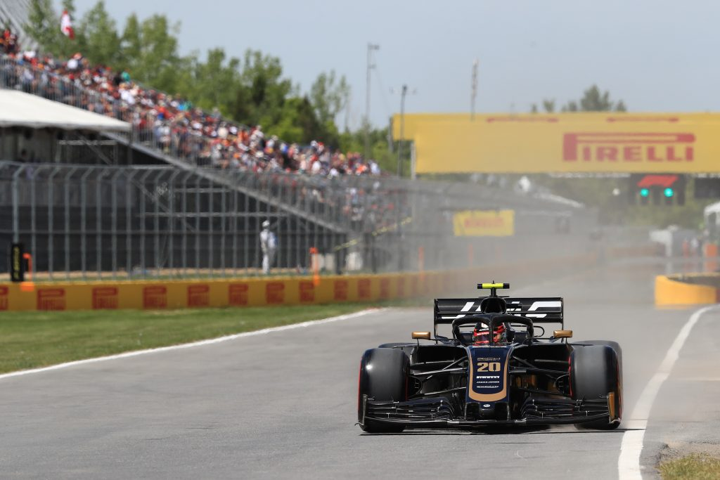 Canadian Grand Prix Montreal Haas Magnussen