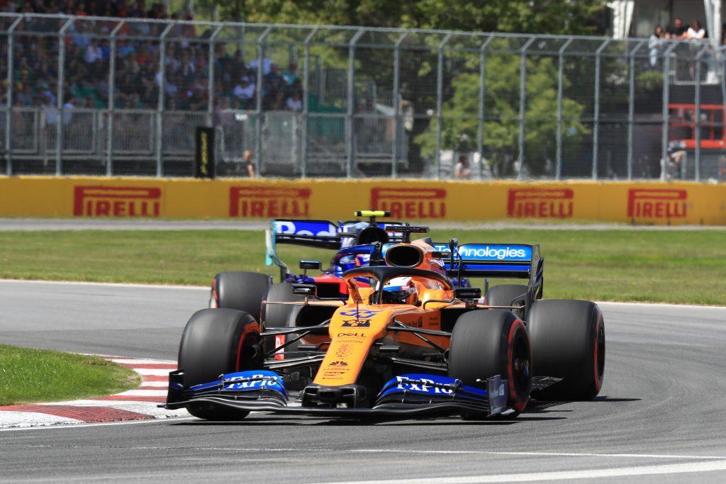 Formula 1 Race Results 2019 Canadian Grand Prix