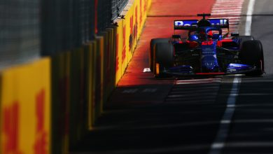 Photo of Kvyat: It would have sucked if we hadn't scored points after Sainz battle
