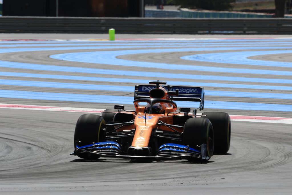 McLaren French Grand Prix