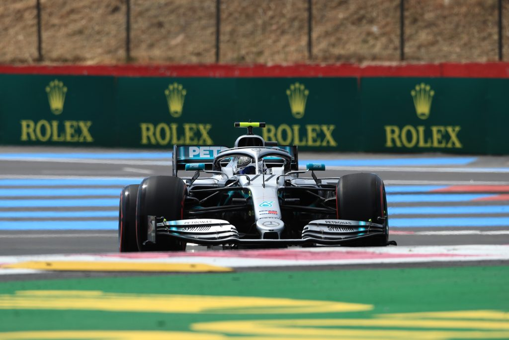 Bottas Mercedes French Grand Prix