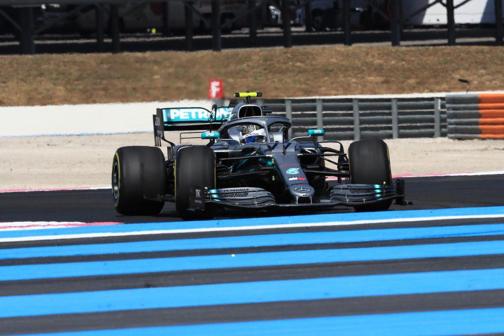 Bottas French Grand Prix Mercedes