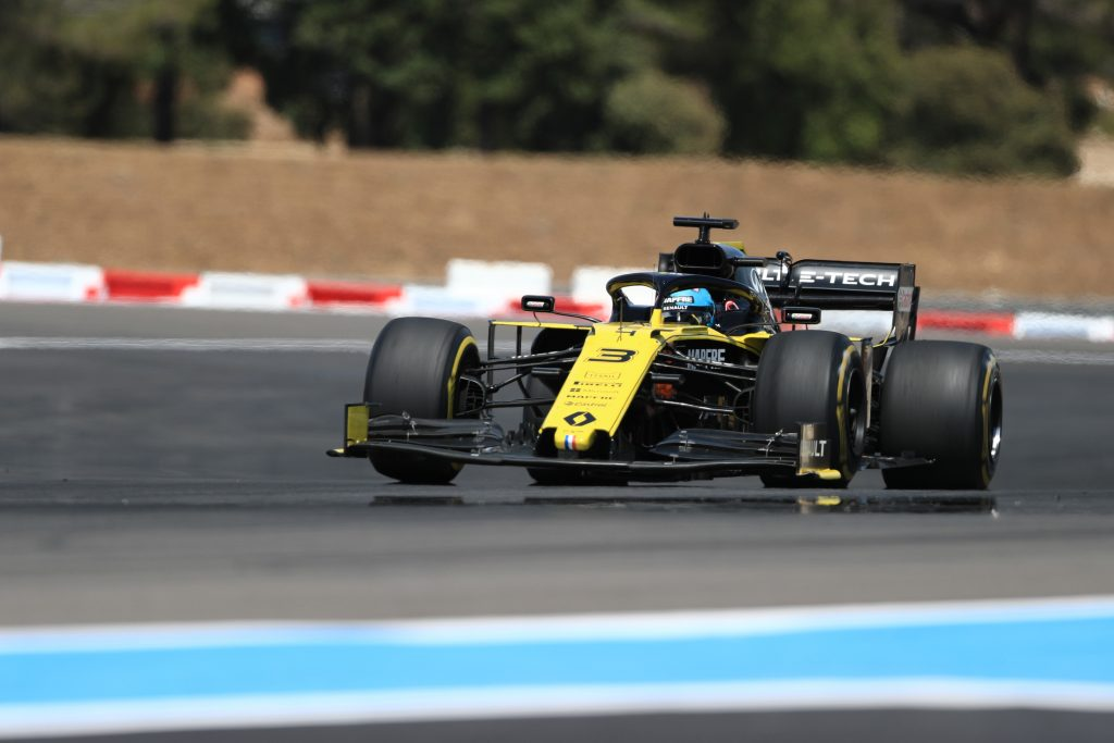 Daniel Ricciardo Renault French Grand Prix