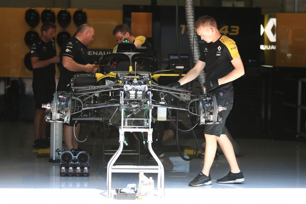 Austrian Grand Prix Renault