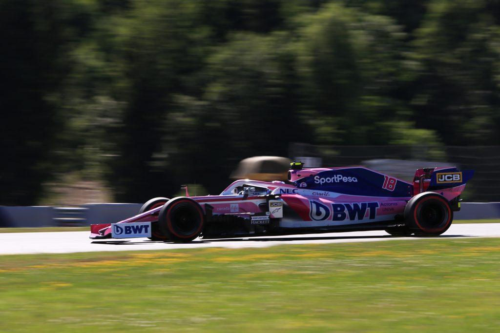 Racing Point F1 Austrian Grand Prix