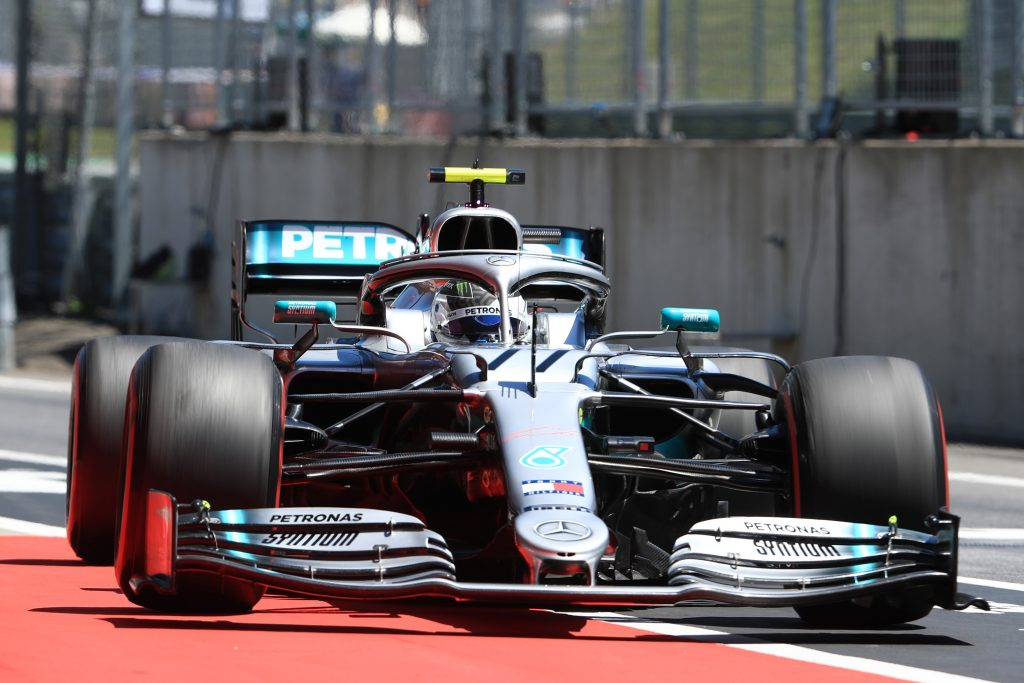 F1 - Qualifying Results - 2019 Austrian Grand Prix - FormulaSpy