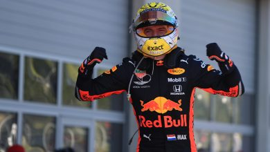 Photo of Verstappen defeats Leclerc in combative Austrian GP