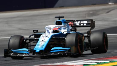 Photo of Williams to run special messages for Sir Frank on their car at Silverstone