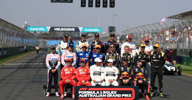 2020 F1 Formula 1 Grand Prix calendar dates
