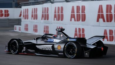 Photo of Buemi takes commanding pole in New York