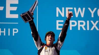 Photo of Buemi wins chaotic race in New York while Vergne fails to score