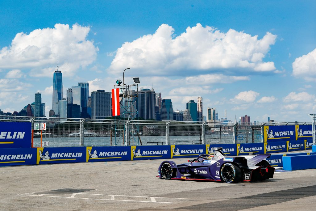 Practice Results – 2019 New York E-Prix 2