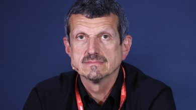 Photo of Steiner: Both of our drivers are in trouble
