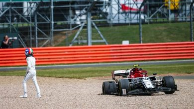 Photo of Mechanical problem to blame for Giovinazzi's exit