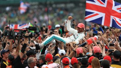 Photo of Hamilton: I made call for longer first stint