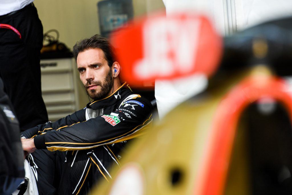 Championship winner Vergne to serve community service for radio messages