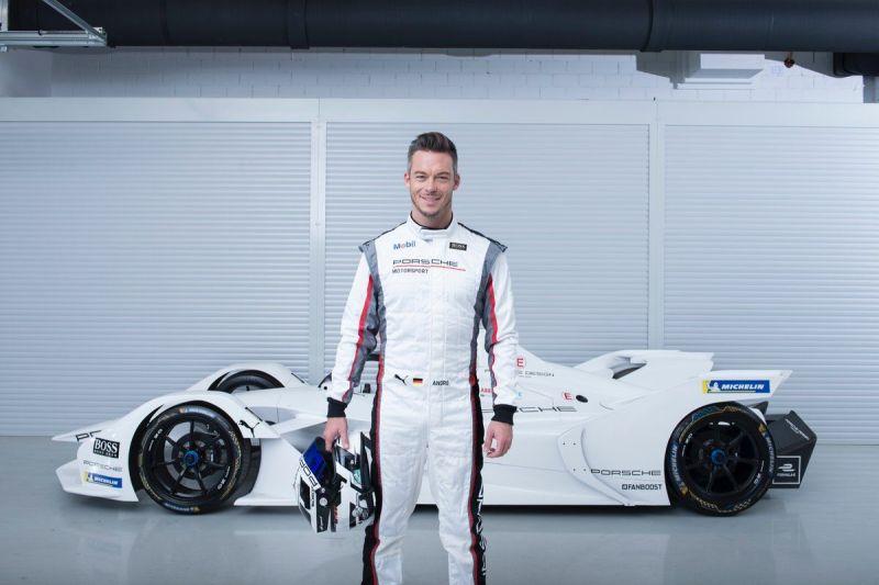 Lotterer to Porsche Formula E