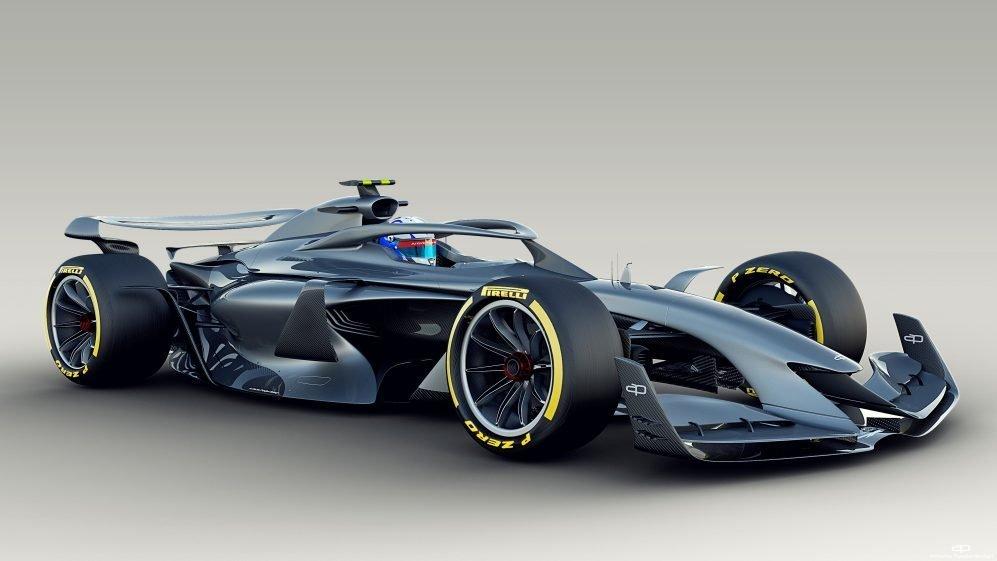 F1 Formula 1 2021 regulations rules