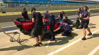 Photo of Pirelli complete two day tyre test