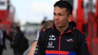Photo of Albon comfortable in F1 after 'edgy' start
