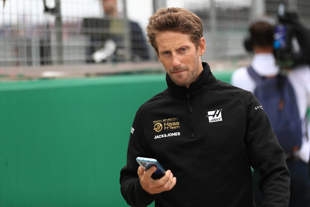 F1 Gossip rumours Romain Grosjean Haas Jamie Chadwick W Series Red Bull record breaking pitstop