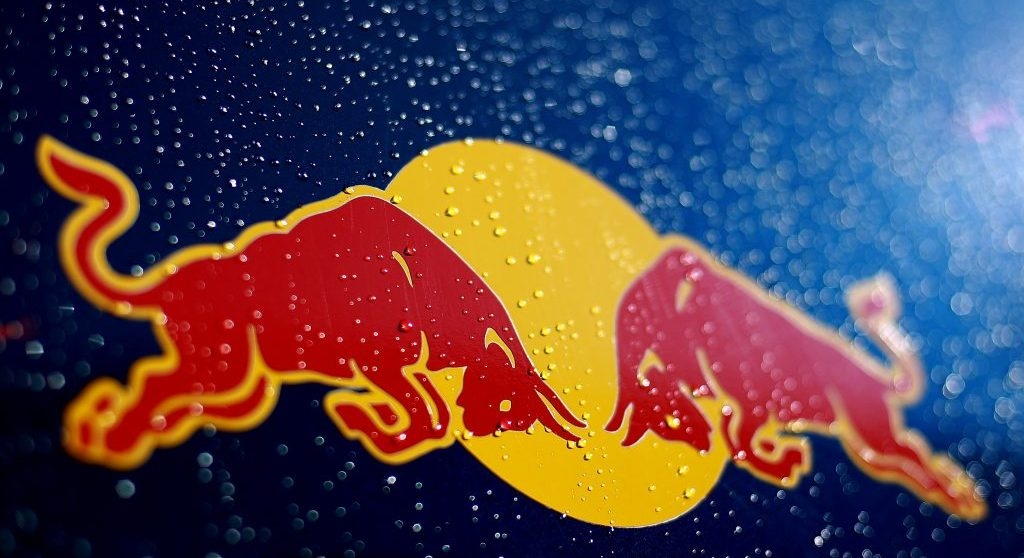 Red Bull court Rich Energy William Storey