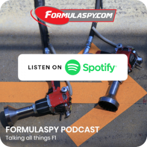 FormulaSpy Podcast