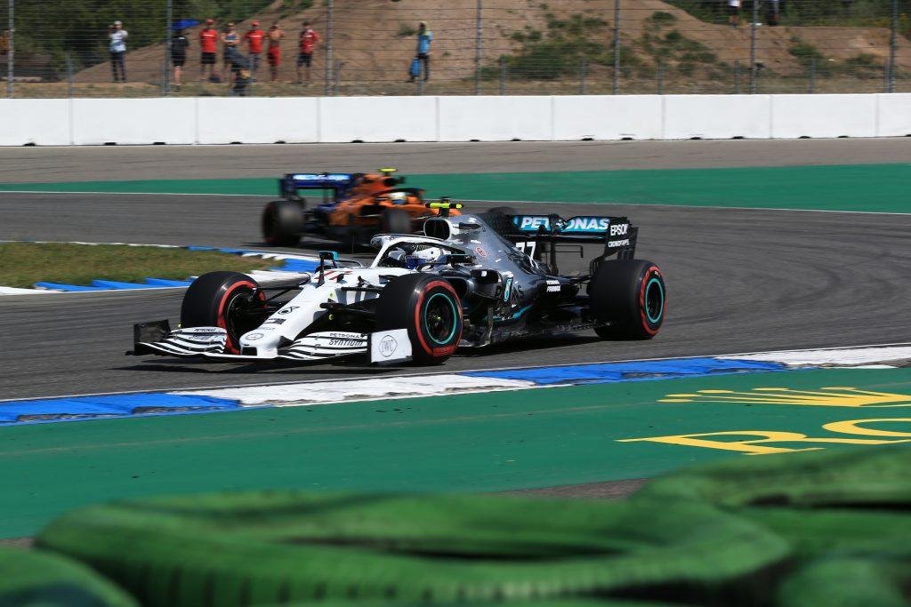 F1 Formula 1 German Grand Prix FP2 Practice